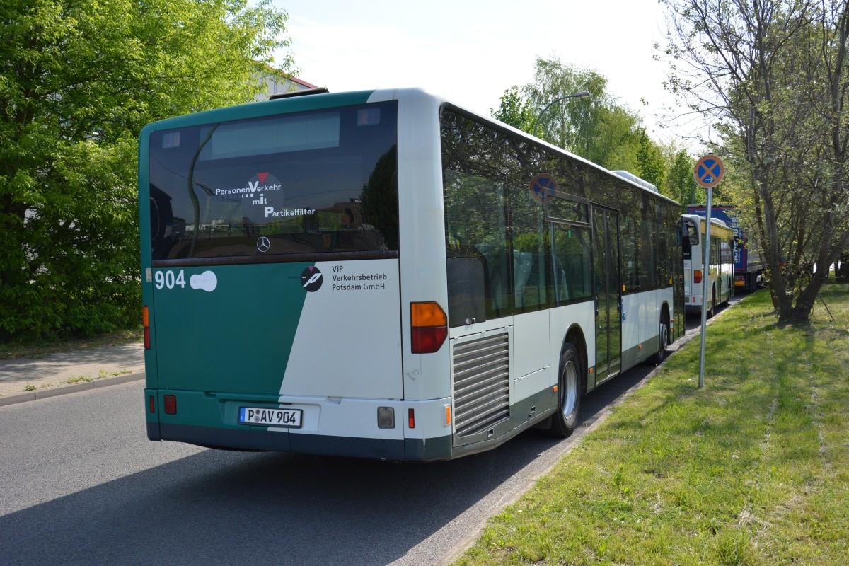 Streik Bus