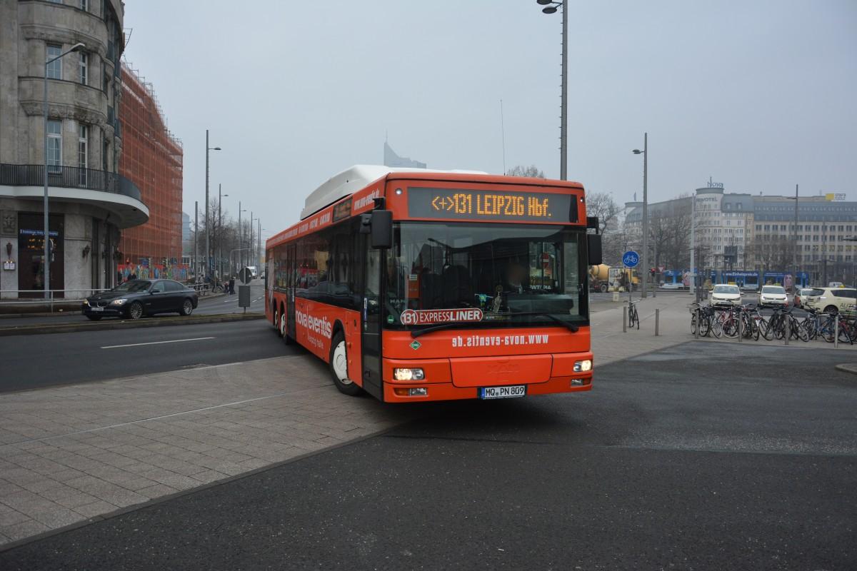 Bus 131 Leipzig