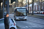 15.02.2019 | Berlin, Clayallee | MAN Lion's City | BVG | B-V 4908 |