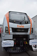InnoTrans 2018 in Berlin.