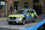 24.10.2018 / London Battle Bridge Lane / BMW X5 Polizei / BXI7 DWY.