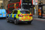 24.10.2018 / London Tooley Street / BMW X5 Polizei / BXI7 DWY.