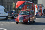 24.10.2018 / London Westminster Bridge / Taxi / LP61 NDD.